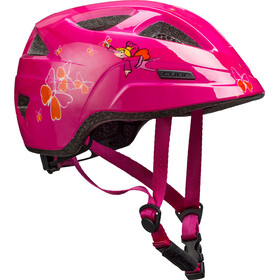 Cube Lume Helm Juniors pink princess